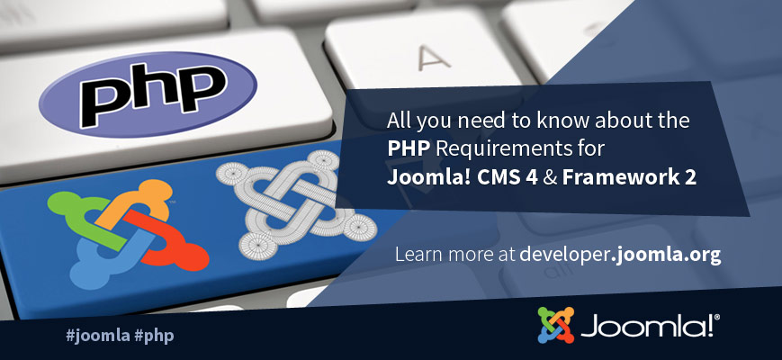 Joomla php 7 requirement